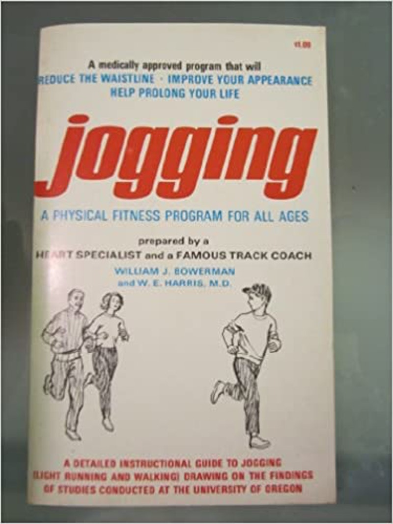 Bill Bowerman's book on Jogging