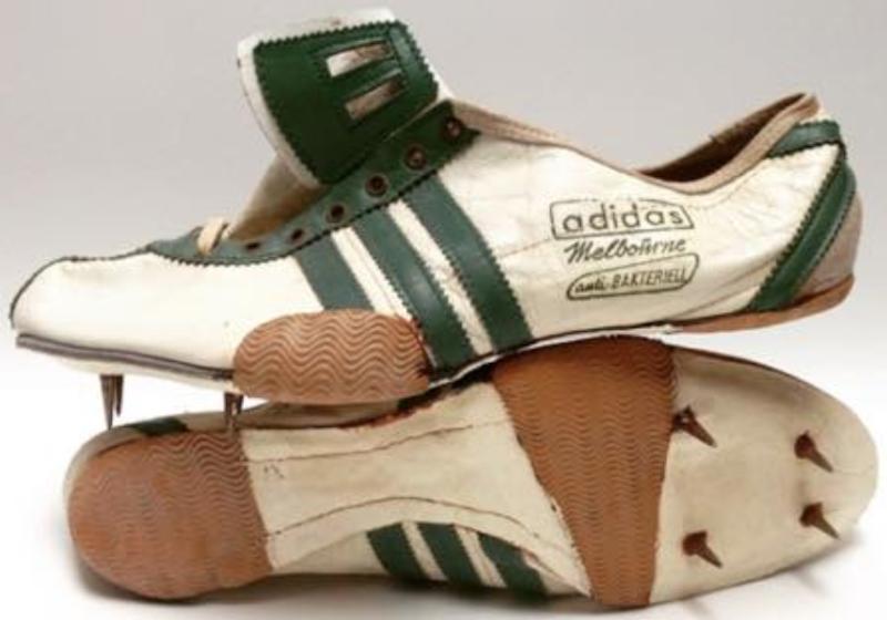 Adidas Melbourne spike, 1956