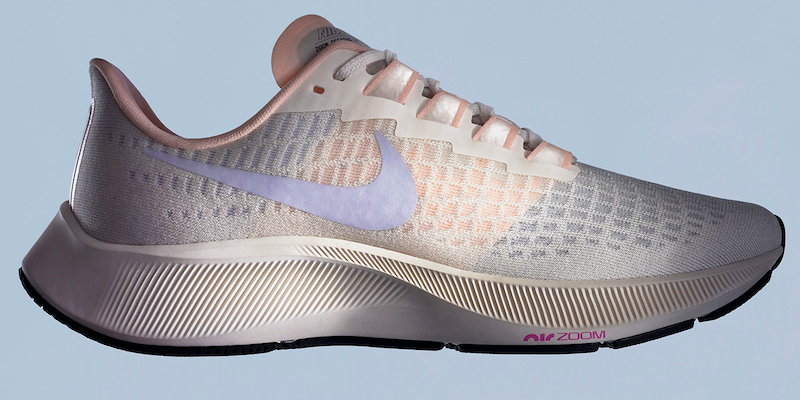 Nike launch the latest version of the Air Zoom Pegasus 37