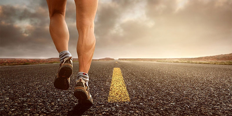 Run Faster - Improve Calf Muscle Strength