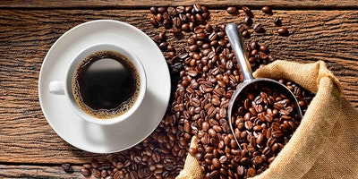 Coffee makes you faster?