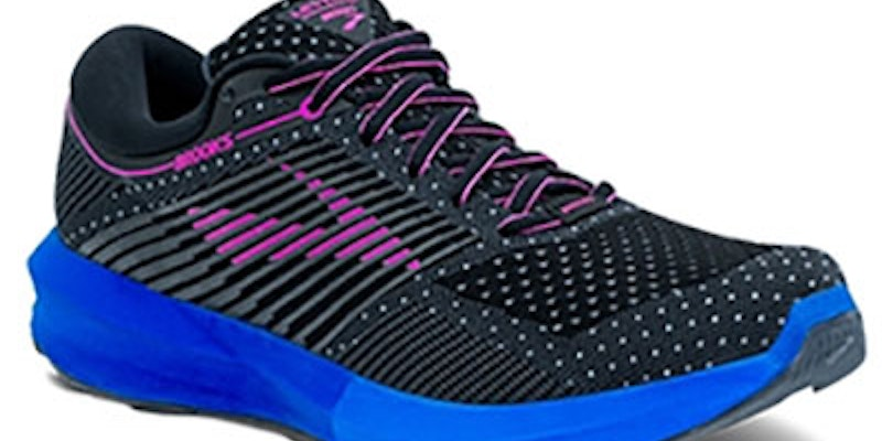 Brooks Levitate RS. A leap forward in personalised footwear for the masses