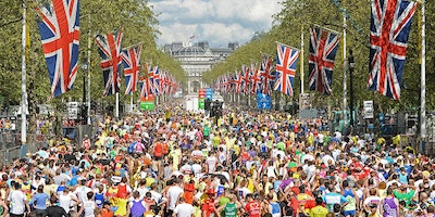 Countdown to the London Marathon