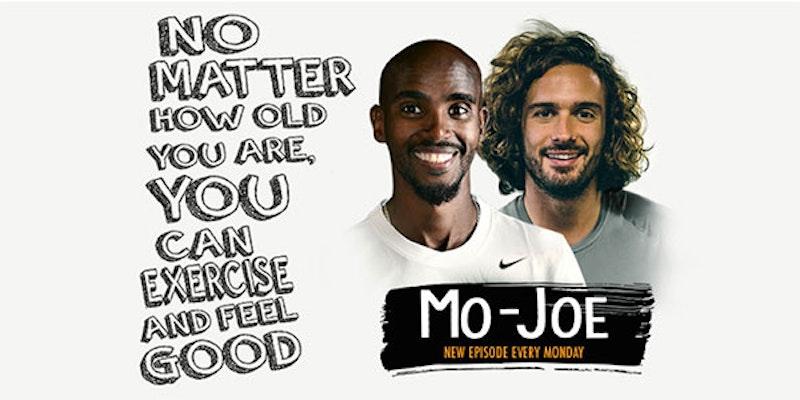 Let Sir Mo Farah train you for the Virgin London Marathon