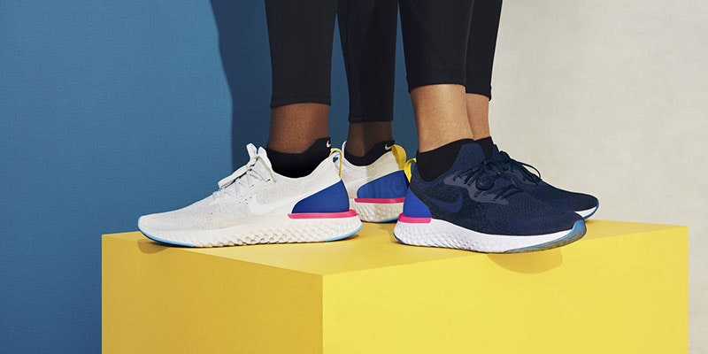 Nike Epic React out now