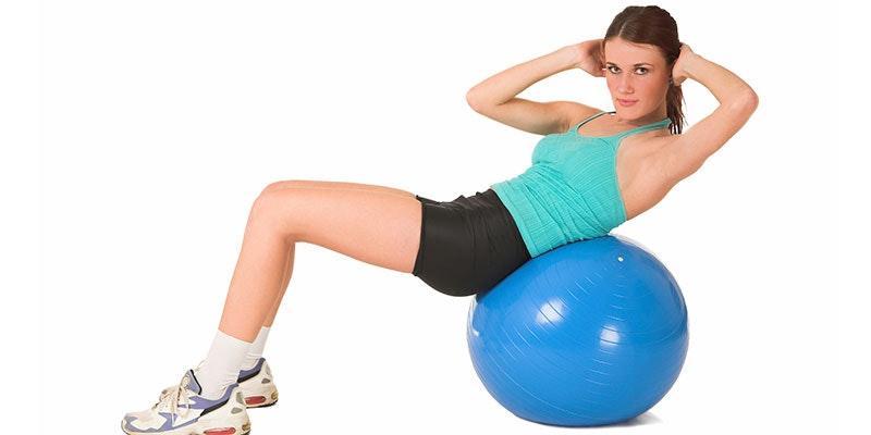 姿势和平衡锻炼,以便更好的健身