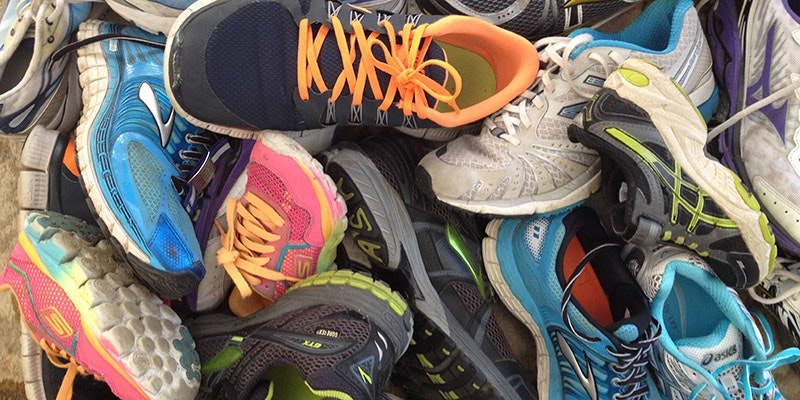 Choosing the best running shoes for you