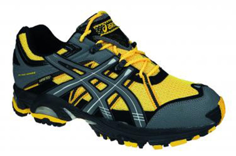 Mens Asics Gel Trail Sensor Gore Tex 2 WP