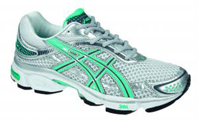 asics gel treadmill womens running trainers