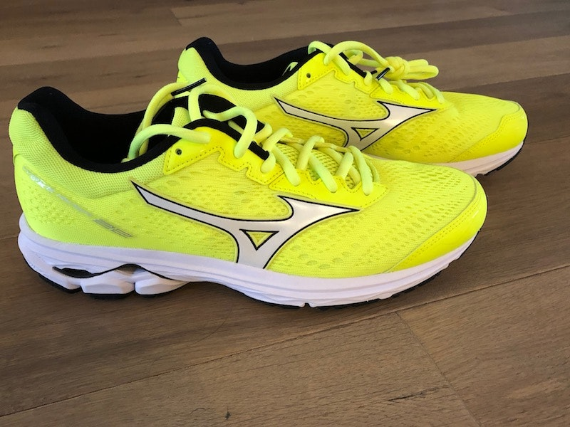 Mens Mizuno Wave Rider 22