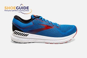 Review of Brooks Mens Transcend 7