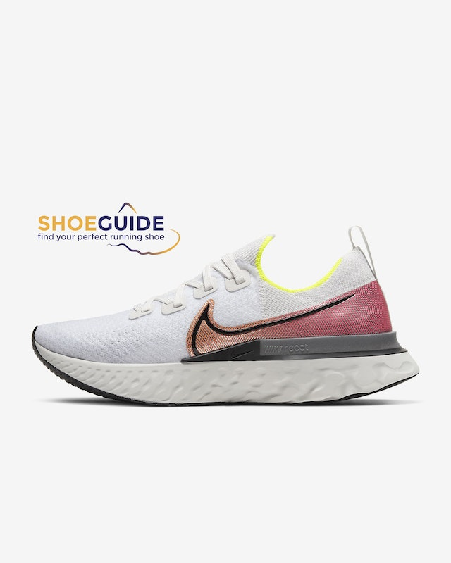 Mens Nike React Infinity Run Flyknit