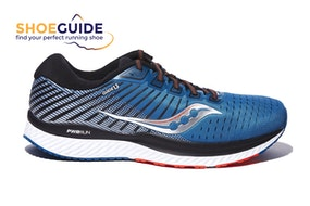 Review of Saucony Mens Guide 13