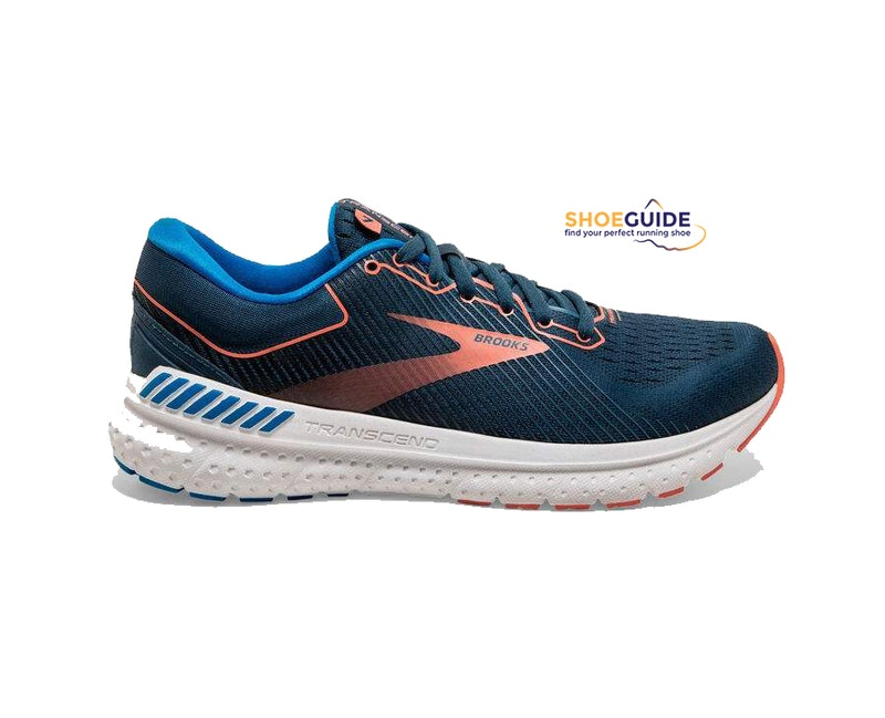 Womens Brooks Transcend 7