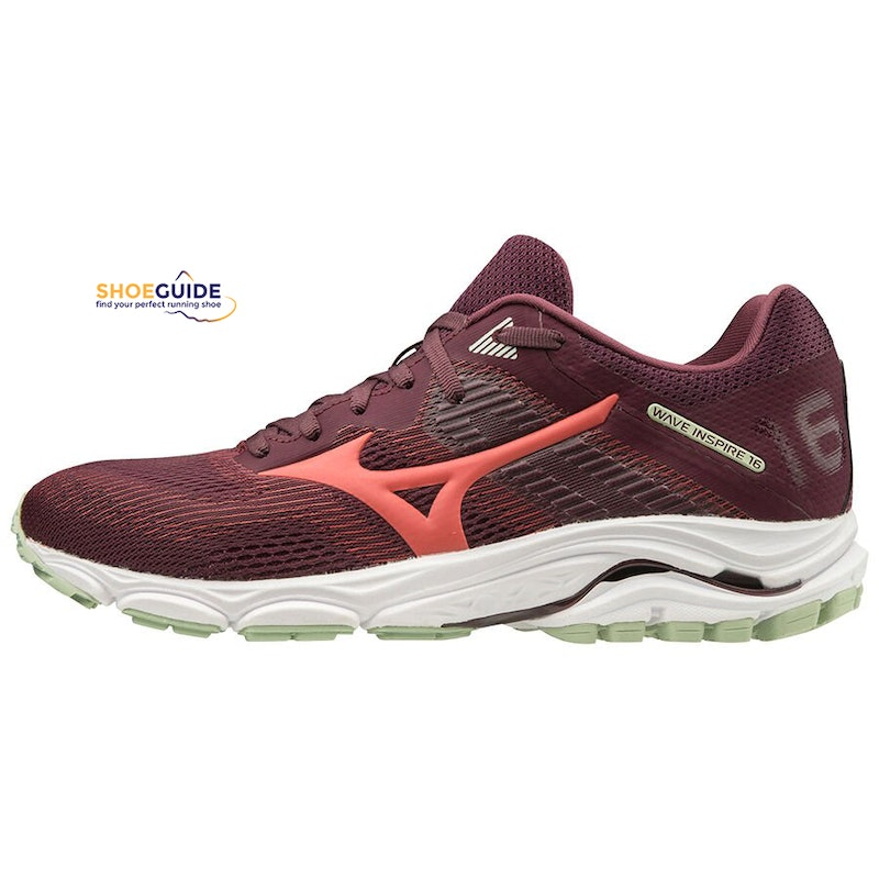 Womens Mizuno Wave Inspire 16