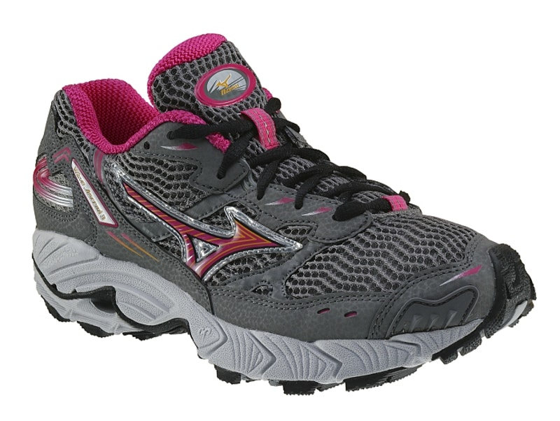 Womens Mizuno Wave Ascend 2