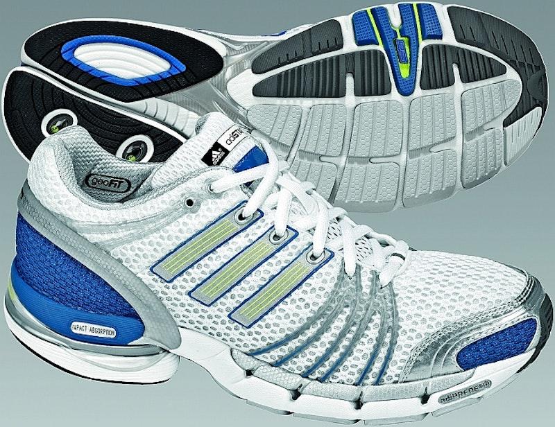 complejidad Inmundo defensa  Adidas adiStar Cushion 6 Womens 2008 Spring/Summer review | ShoeGuide