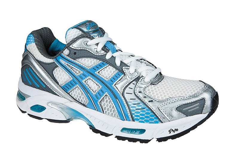 Womens Asics Gel Evolution 4