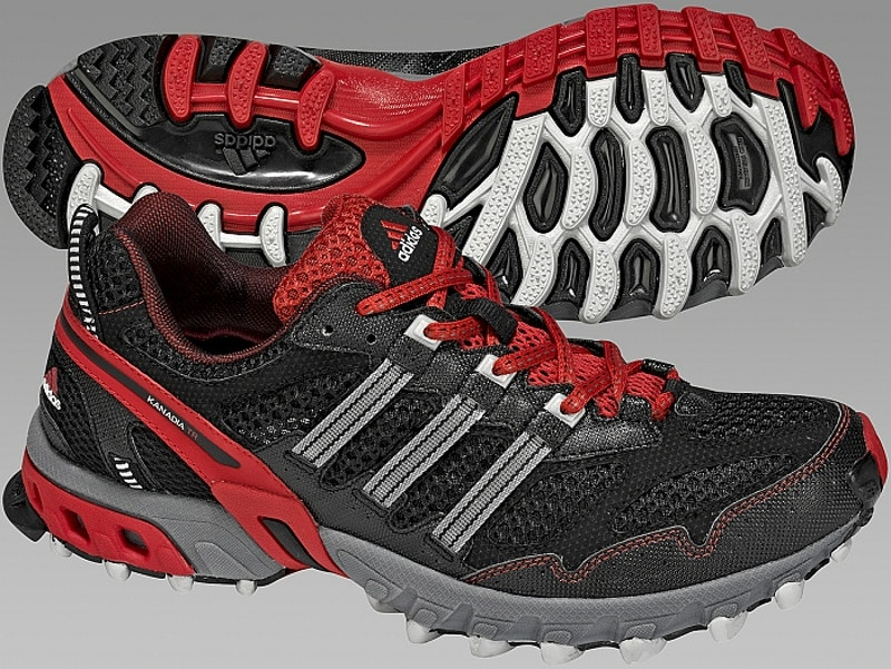 Womens Adidas Kanadia Trail