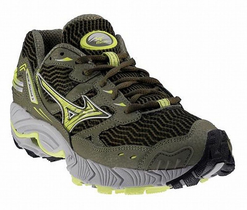 Womens Mizuno Wave Ascend 3
